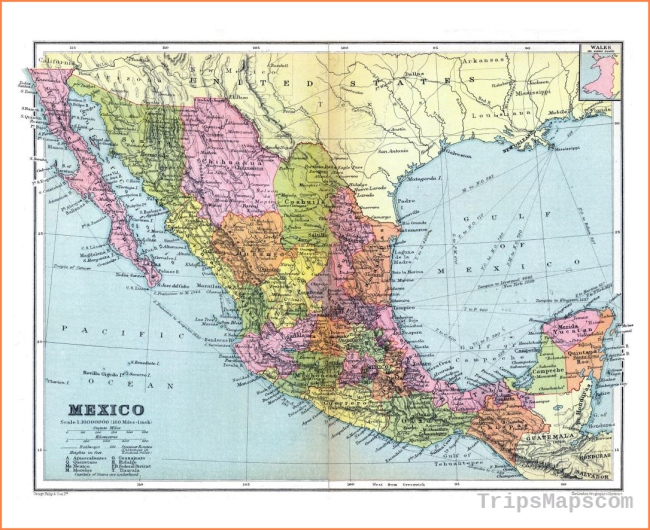 Large Detailed Map Of Guadalajara Maps Mexico In English Tourist