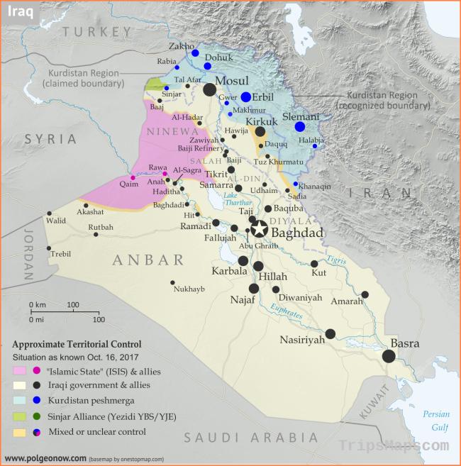 Is Iraq safe? Welcome to Kurdistan