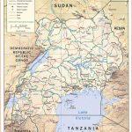 Uganda - Maps