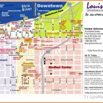 Downtown Louisville Restaurant Map - Louisville Kentucky