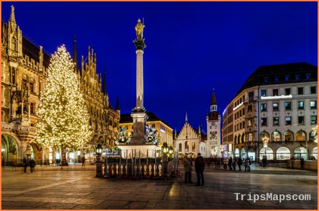 Tourist Attractions in Munich