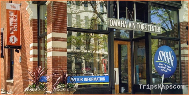Omaha Visitors Center