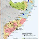 Somalia Control Map & Timeline