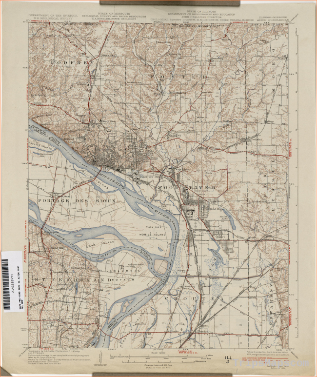 Missouri Historical Topographic Maps