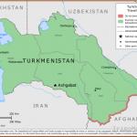 Smartraveller.gov.au - Turkmenistan