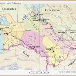 Travel to Turkmenistan. Maps, tours, trips to Turkmenistan