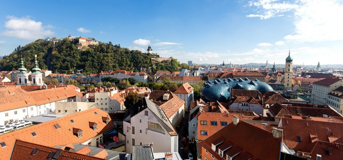 Graz Austria Travel Guide   How to Hang out in Graz!