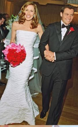 wedding on california