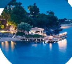 GRECOTEL CORFU IMPERIAL CORFU, GREECE  IF YOUR IDEA OF A CHILLED OUT HONEYMOON