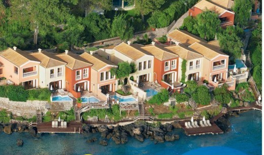 grecotel corfu imperial corfu greece if your idea of a chilled out honeymoon