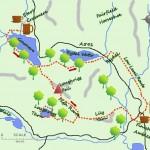 grasmere map grasmere lake district travel guide2