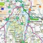 grasmere map grasmere lake district travel guide5