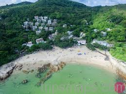 map of hong kong hung shing ye beach lamma island indir