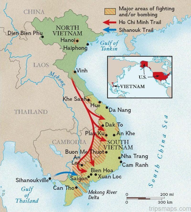 map of vietnam review of amanoi vietnam 11