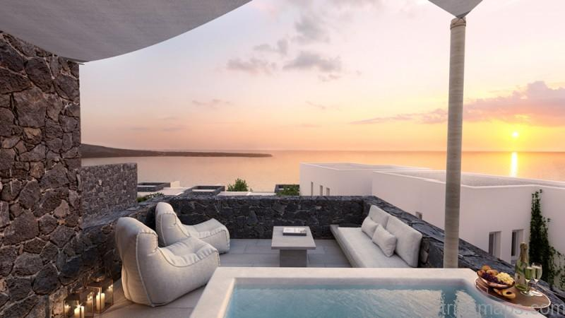 reviews canaves oia luxury suites santorini map of santorini 4