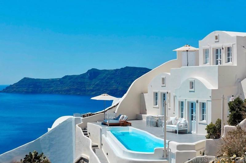 reviews canaves oia luxury suites santorini map of santorini 7