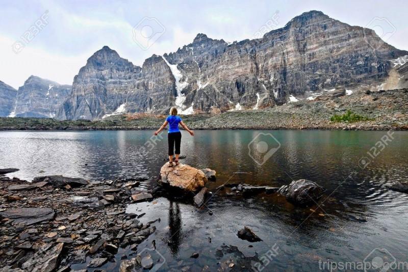 moraine lake lodge banff national park rocky mountains canada 5