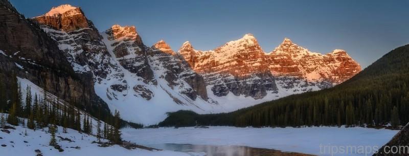 moraine lake lodge banff national park rocky mountains canada 9